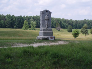 The 15th NJ Monument